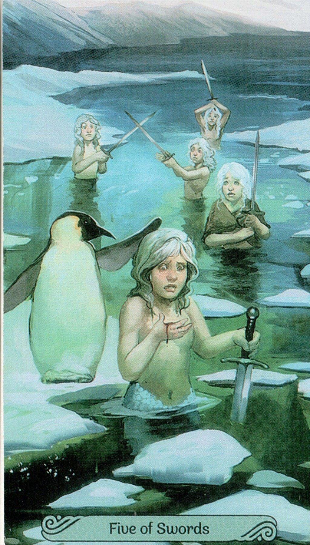 Таро Русалок (Mermaid Tarot) 5__jpg10