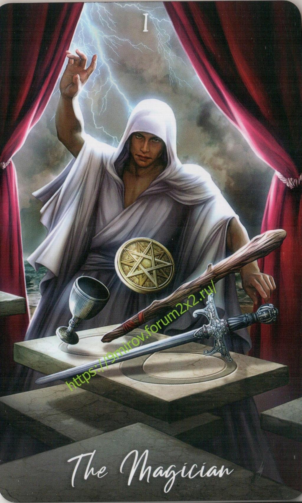 """Таро """"Мудрость элементалей"""" The Elemental Wisdom Tarot (галерея) 5fbd2710"""