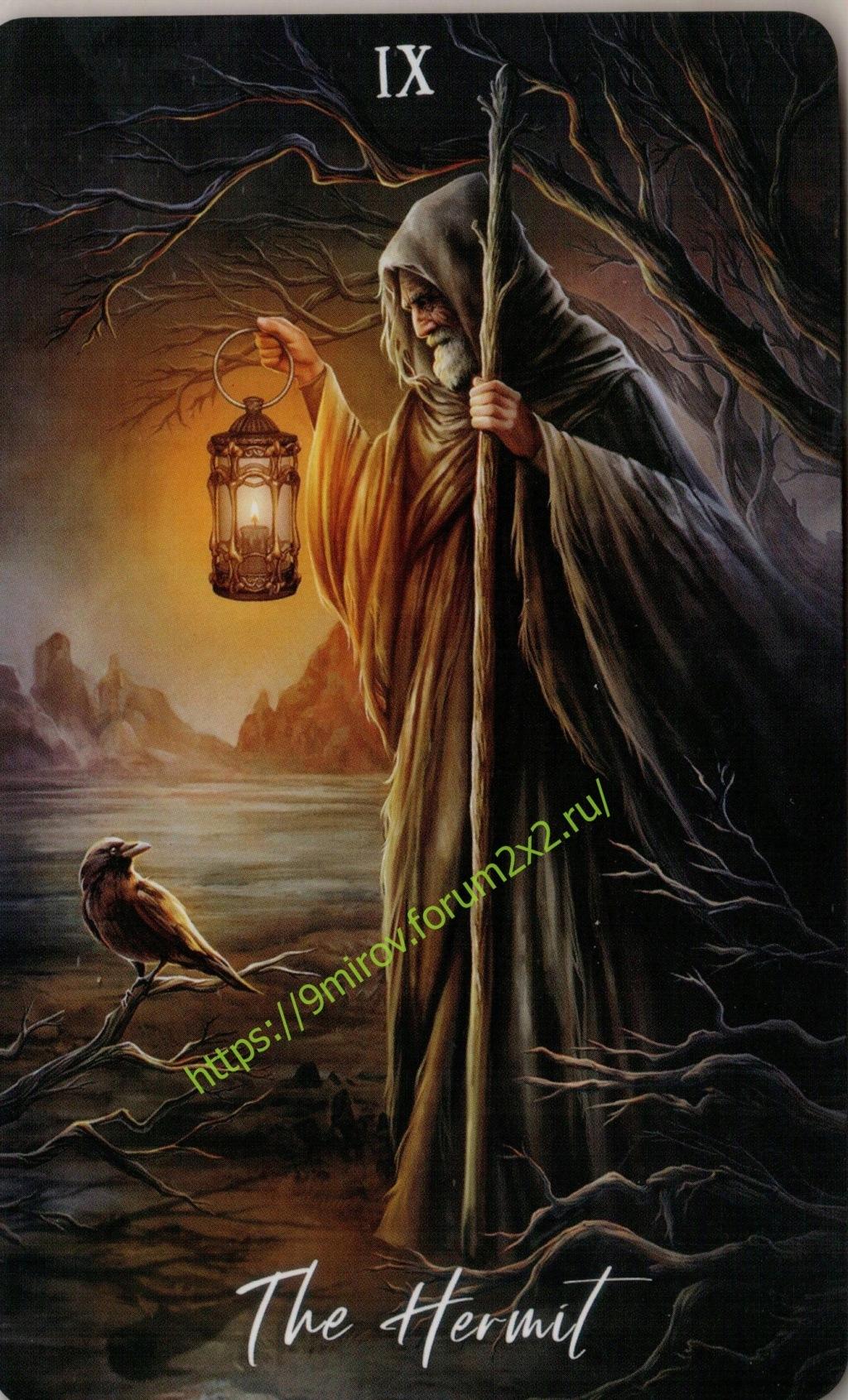 """Таро """"Мудрость элементалей"""" The Elemental Wisdom Tarot (галерея) 5fbd2720"""