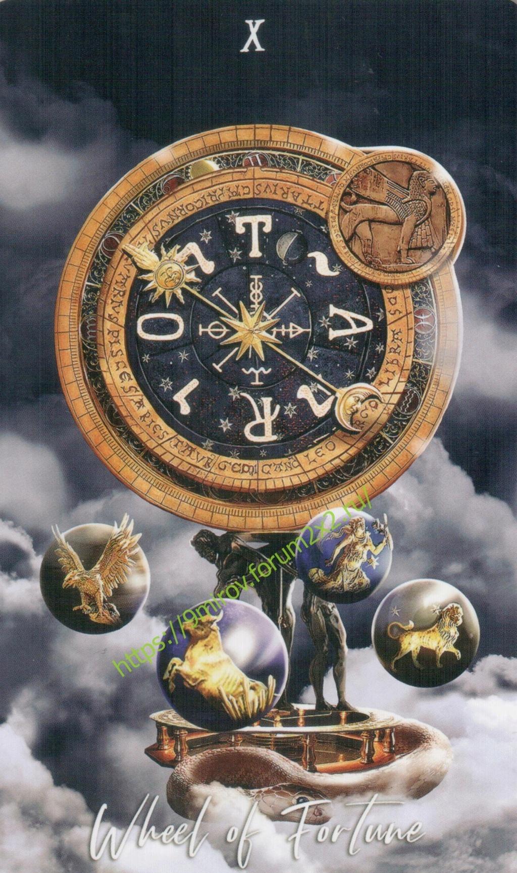 """Таро """"Мудрость элементалей"""" The Elemental Wisdom Tarot (галерея) 5fbd2721"""