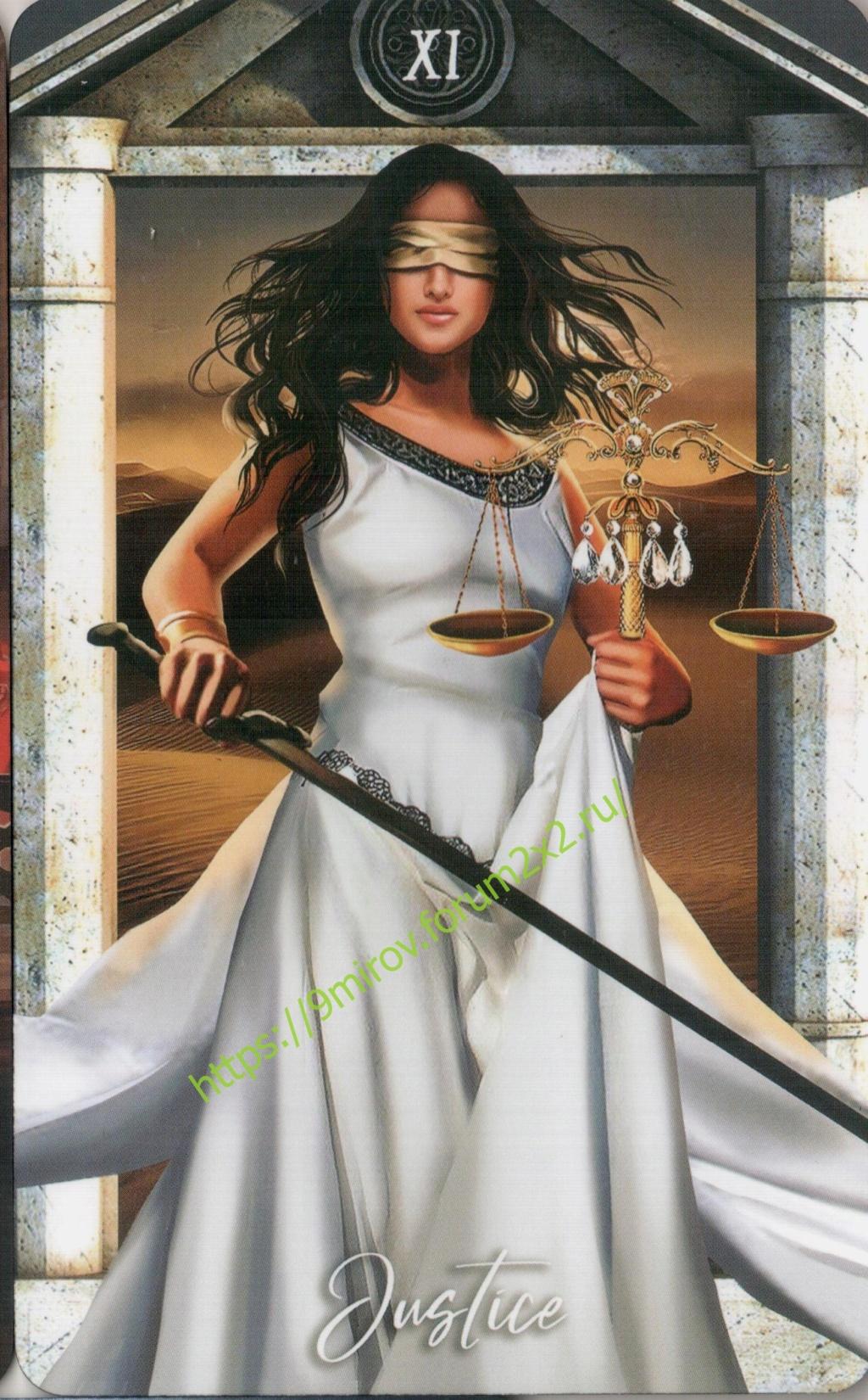 """Таро """"Мудрость элементалей"""" The Elemental Wisdom Tarot (галерея) 5fbd2723"""
