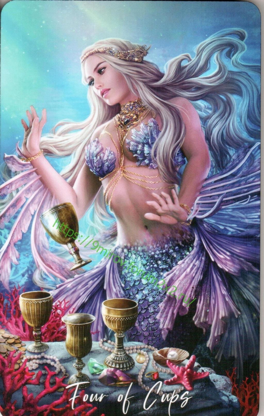 """Таро """"Мудрость элементалей"""" The Elemental Wisdom Tarot (галерея) 5fbd3414"""