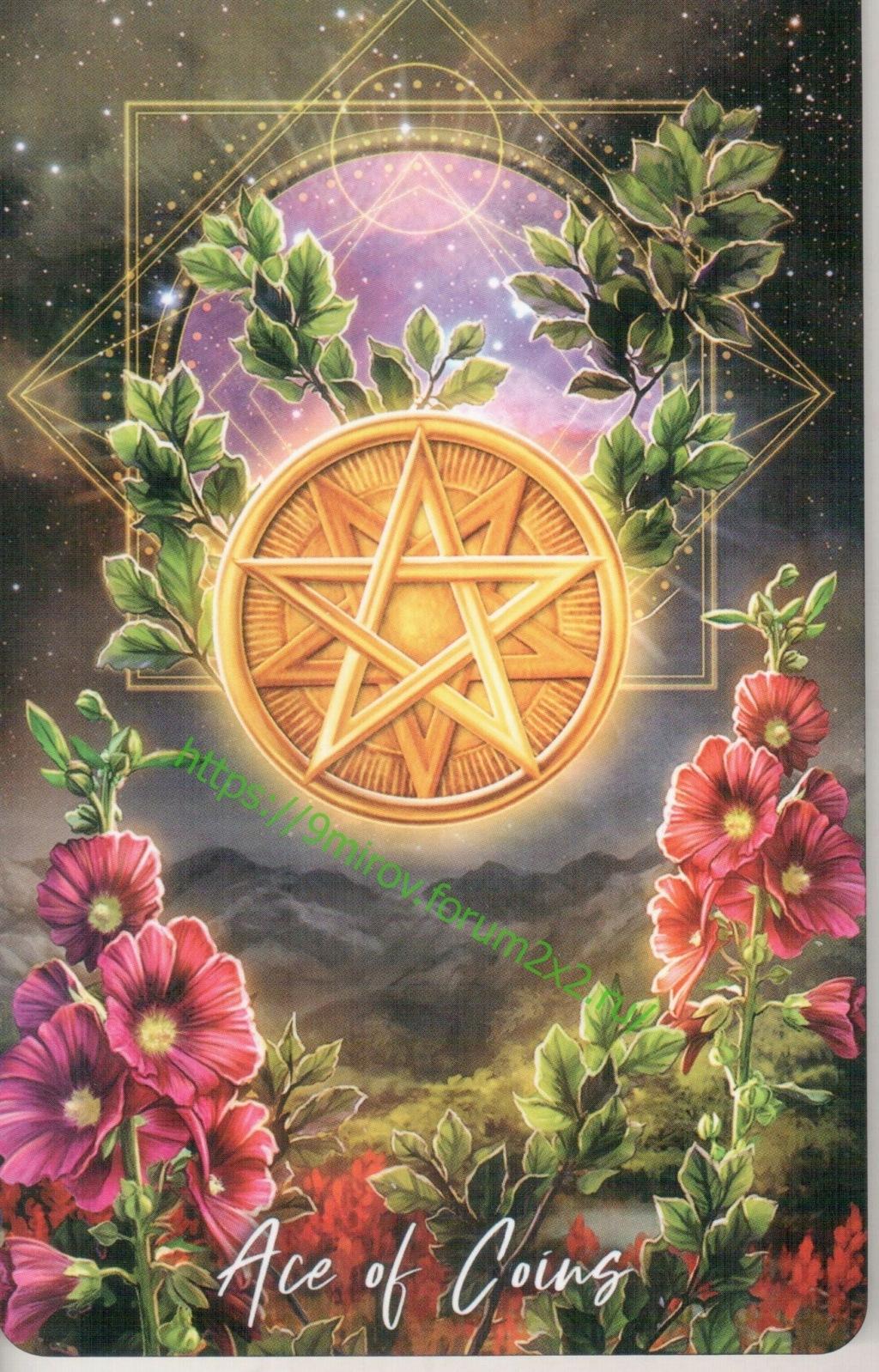 """Таро """"Мудрость элементалей"""" The Elemental Wisdom Tarot (галерея) 5fbd3610"""