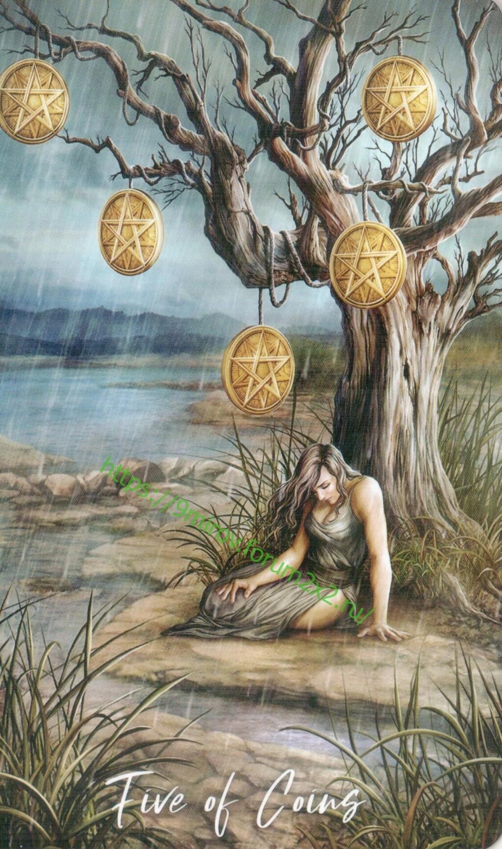 """Таро """"Мудрость элементалей"""" The Elemental Wisdom Tarot (галерея) 5fbd3614"""