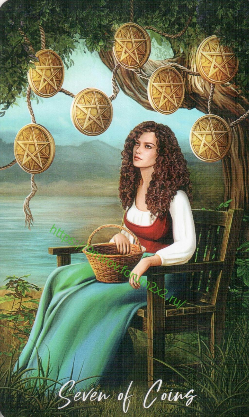 """Таро """"Мудрость элементалей"""" The Elemental Wisdom Tarot (галерея) 5fbd3617"""
