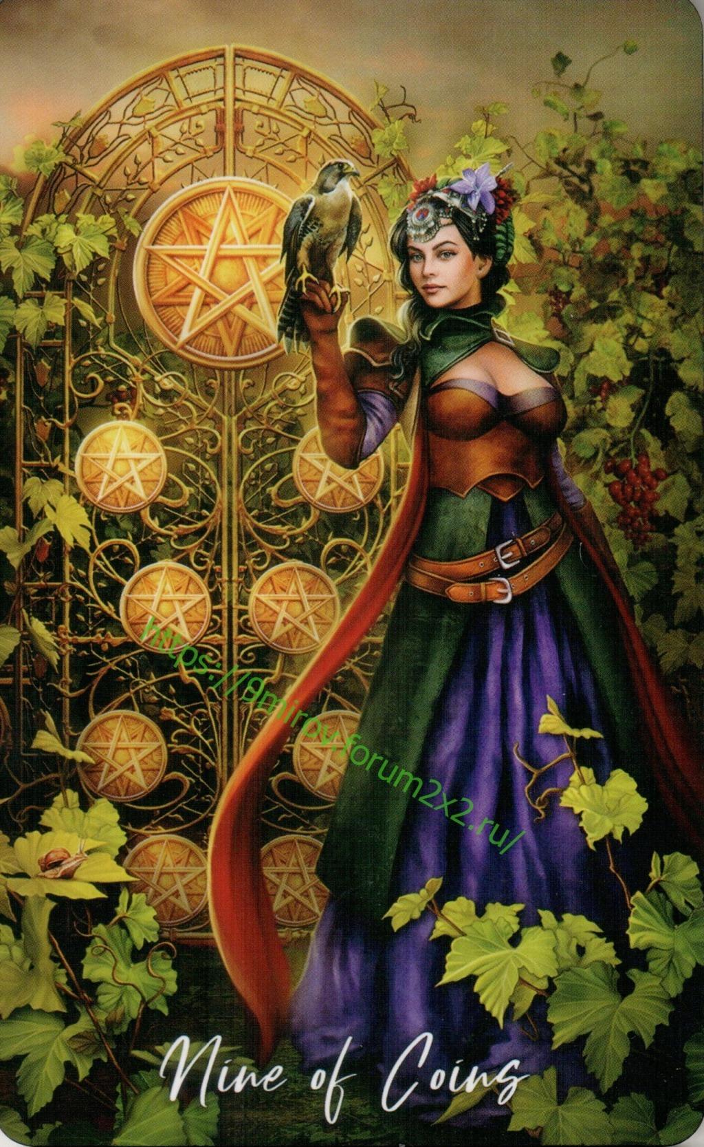 """Таро """"Мудрость элементалей"""" The Elemental Wisdom Tarot (галерея) 5fbd3618"""