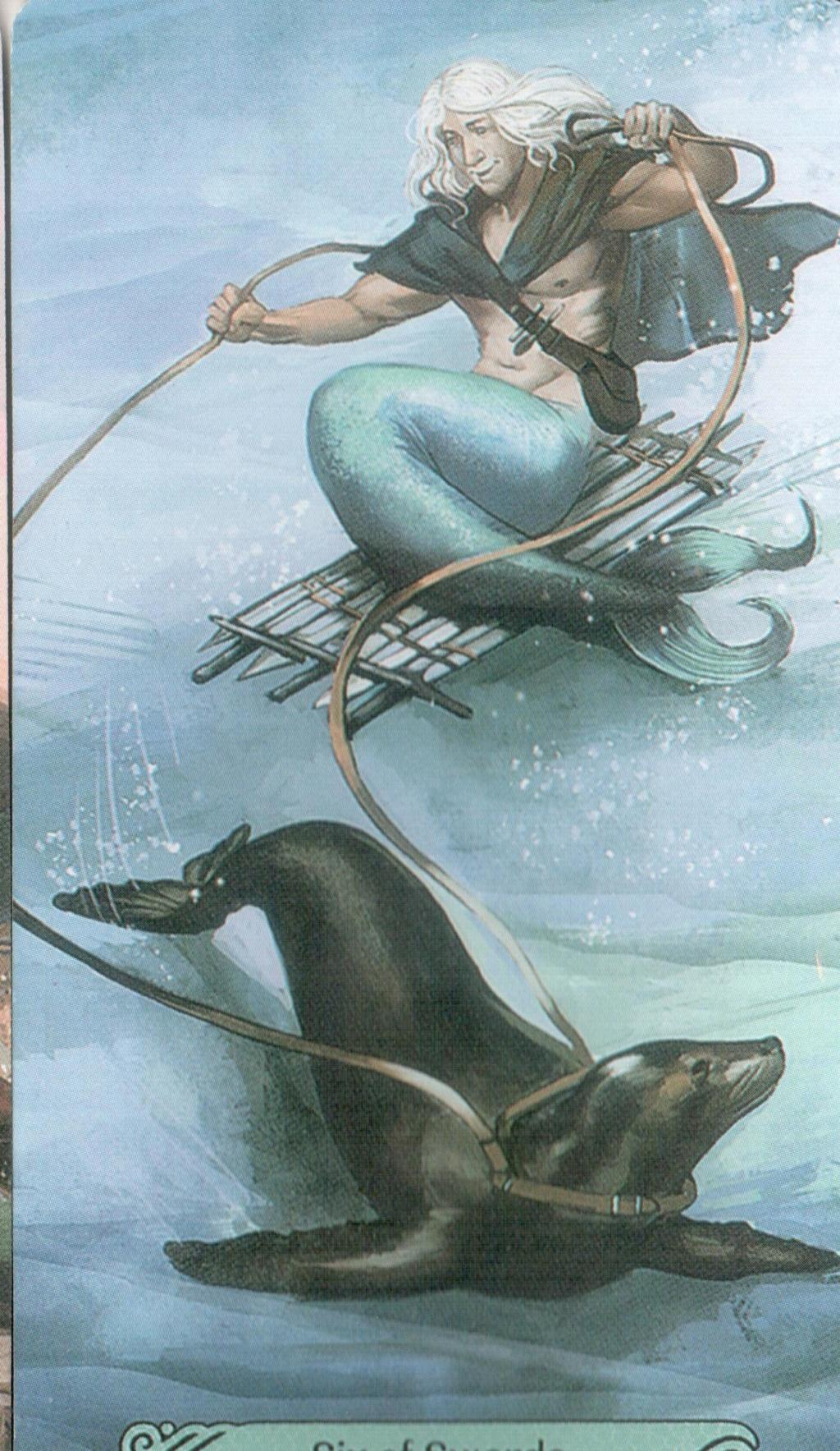 Таро Русалок (Mermaid Tarot) 6_10