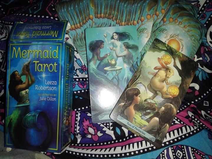 Таро Русалок (Mermaid Tarot) 88134710