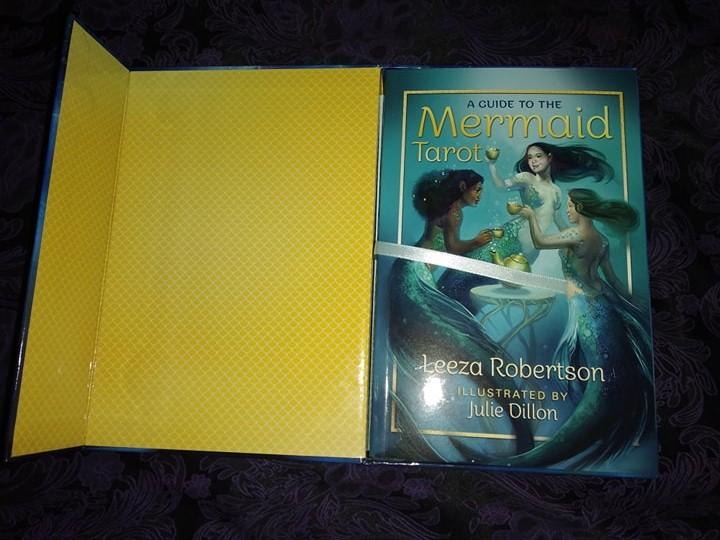 Таро Русалок (Mermaid Tarot) Сравнение ориганала и китайской версии 88163810