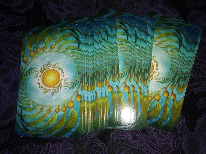 Таро Русалок (Mermaid Tarot) Сравнение ориганала и китайской версии 88173910
