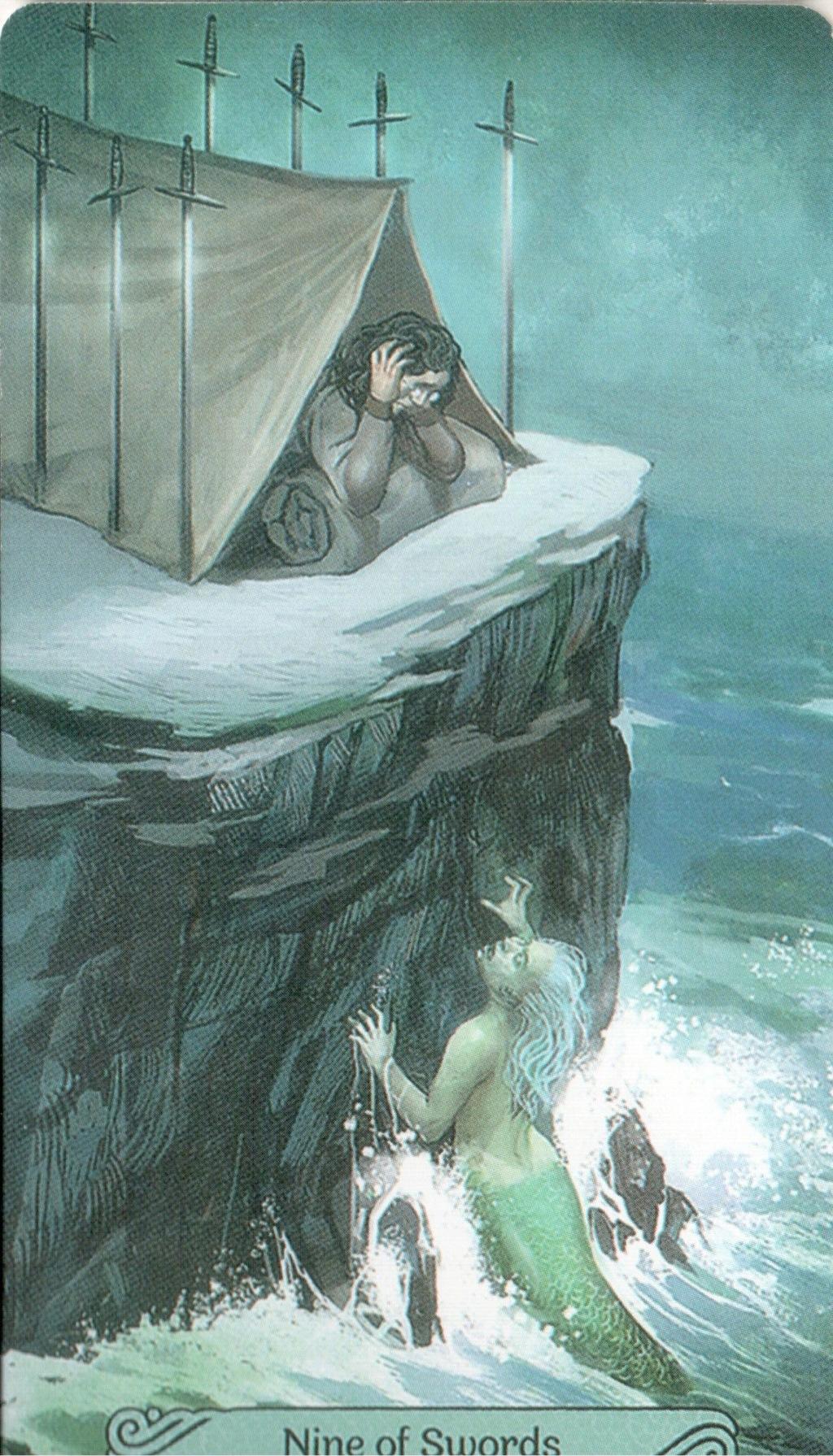 Таро Русалок (Mermaid Tarot) 9_10