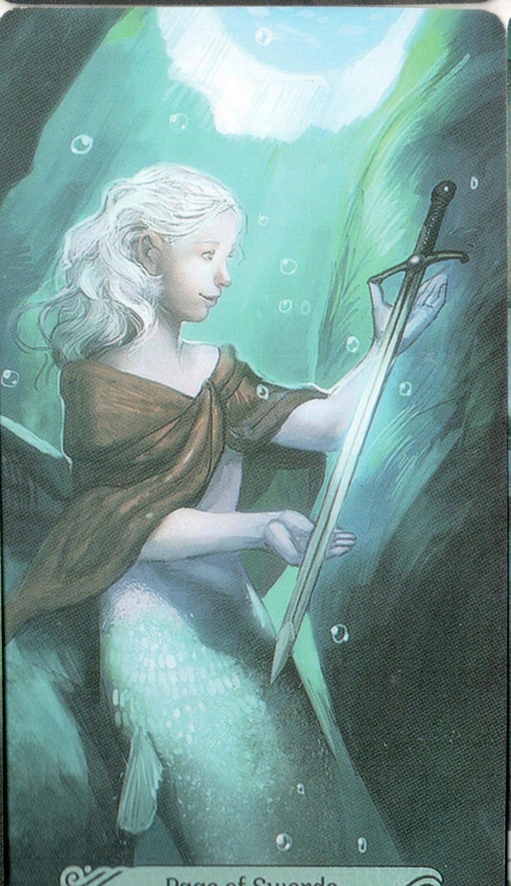 Таро Русалок (Mermaid Tarot) _10