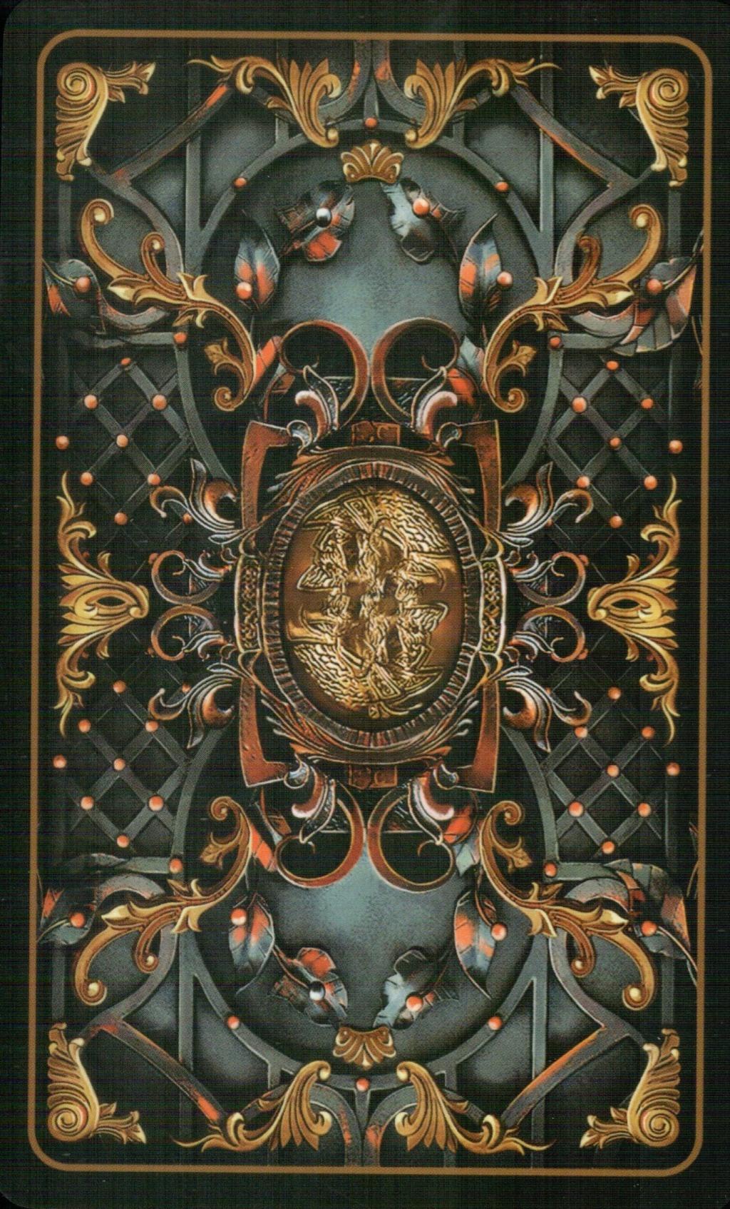 """Таро """"Мудрость элементалей"""" The Elemental Wisdom Tarot (галерея) Aai10"""