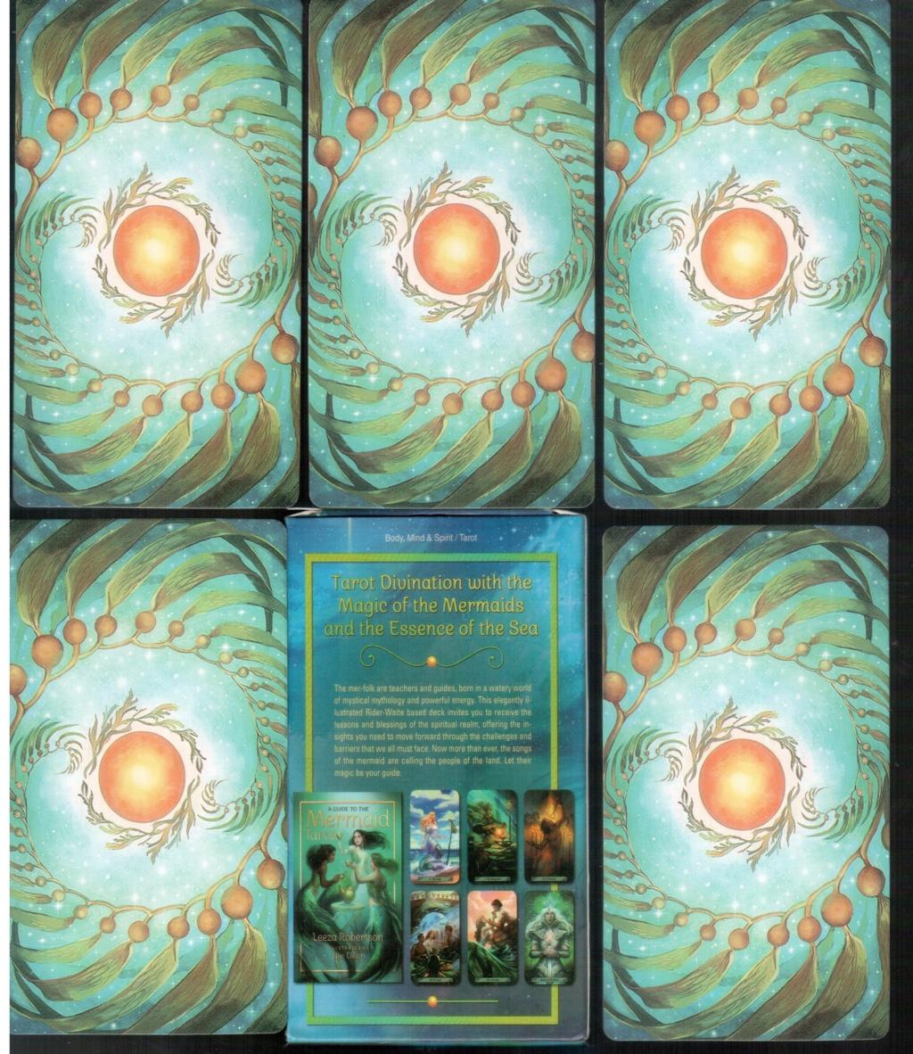 Таро Русалок (Mermaid Tarot) Image_10