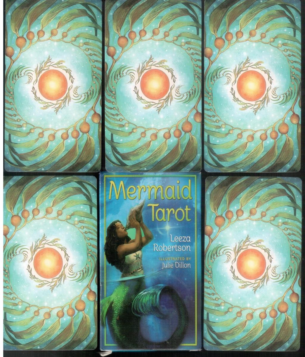 Таро Русалок (Mermaid Tarot) Image_11