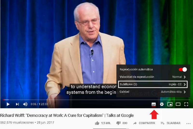 Vídeos educativos que necesitan ser subtitulados 1110