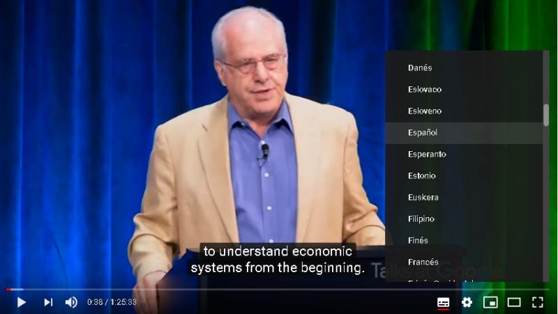 Vídeos educativos que necesitan ser subtitulados 1310