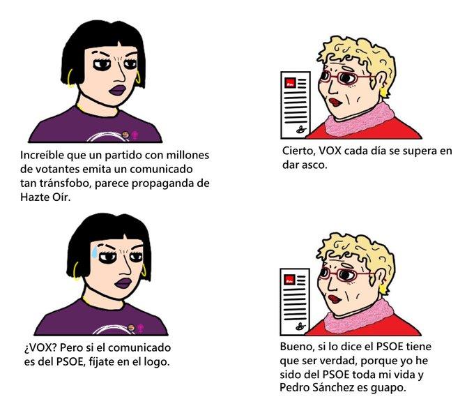 Es éste meme la mejor descripción de España en 2020?  Ealikf10
