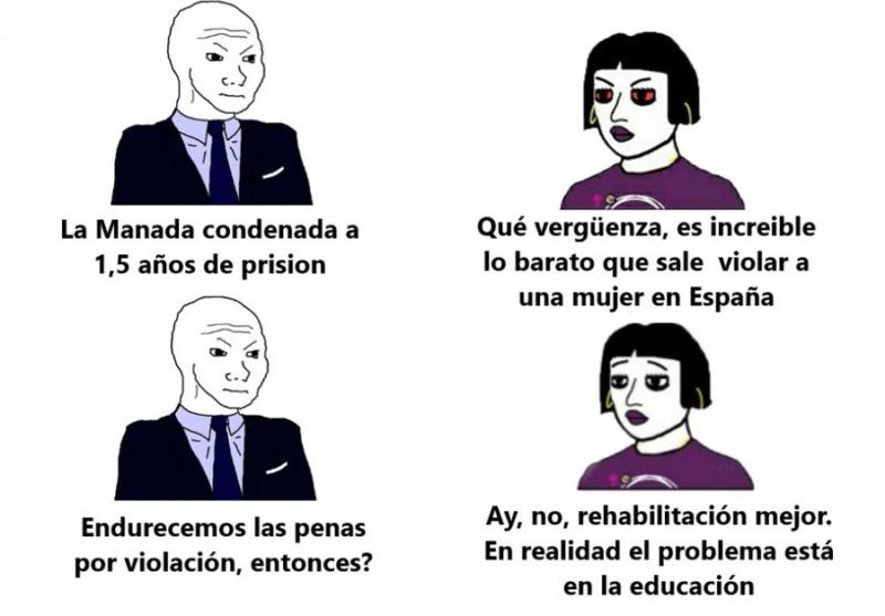 Es éste meme la mejor descripción de España en 2020?  Ezraw810