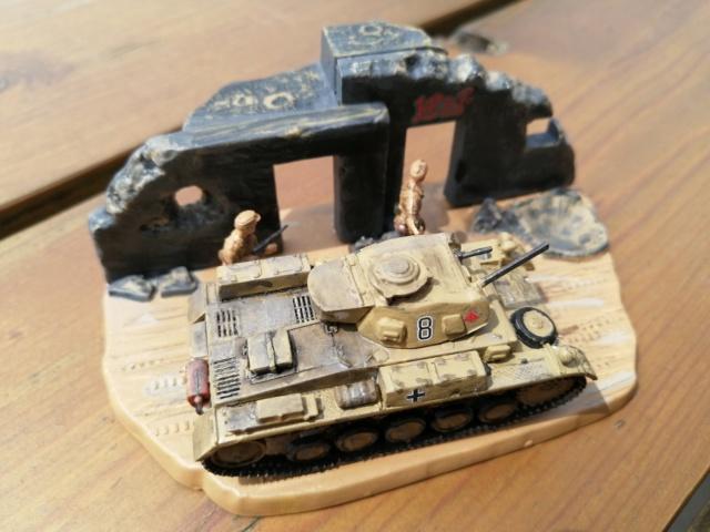 Panzer II  Ausf F Revell 1/76 Img_2026