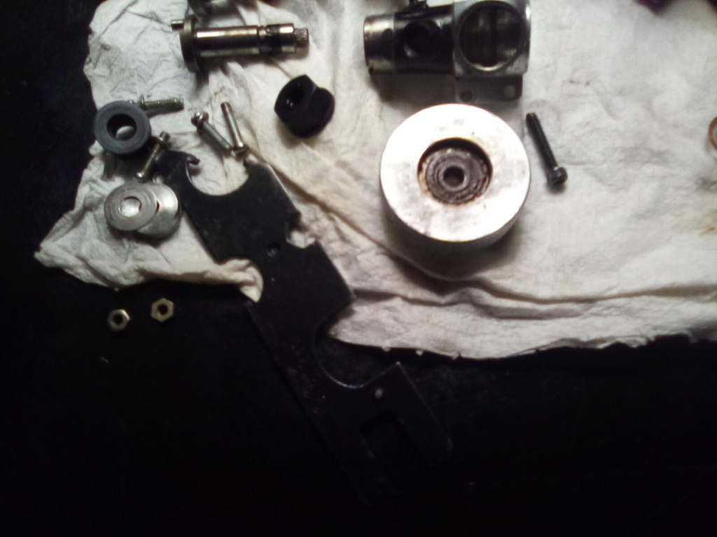 Différence wit rc cars tee dee and wy complète tear down cleaning 16068710