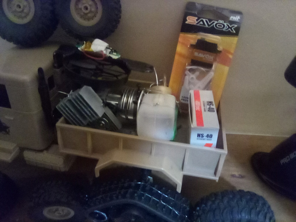 1\16 cox powered rc 4x4 traked truck  - Page 2 16101611