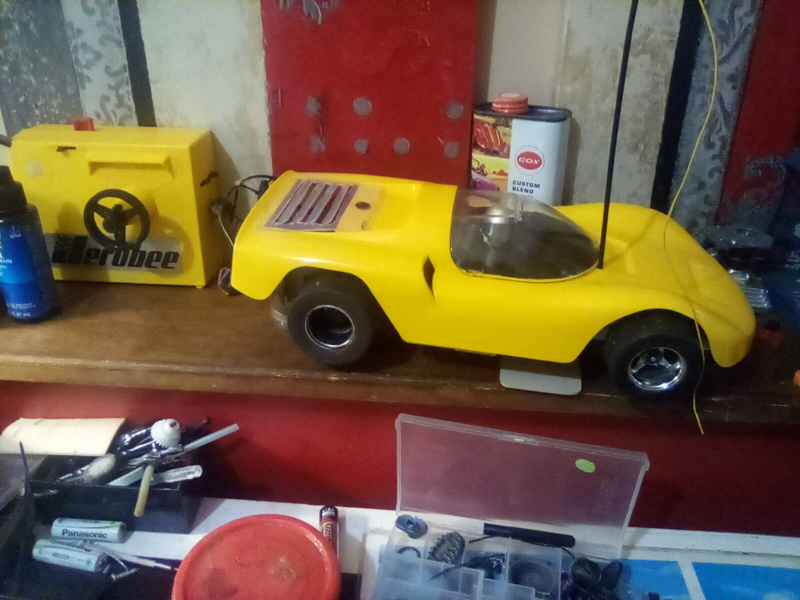1972 jerobee  cox .049 1968  Porsche 910 Le Mans restoration 16170310