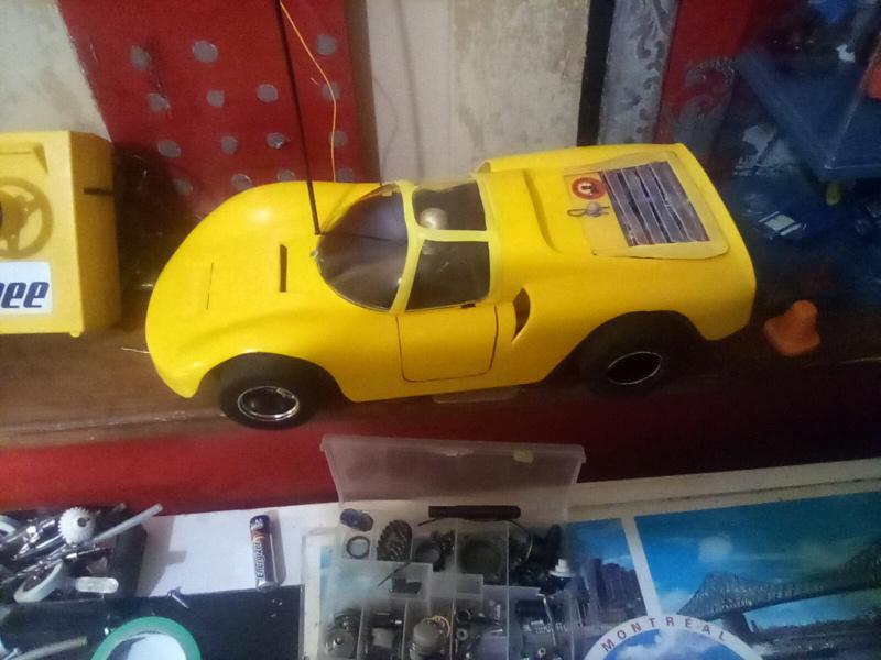 1972 jerobee  cox .049 1968  Porsche 910 Le Mans restoration 16170510
