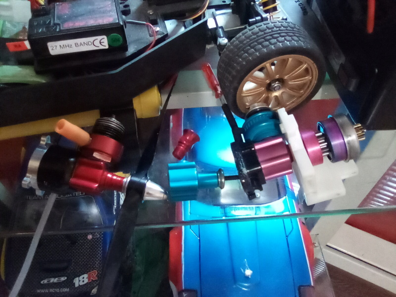 Crank case anodizing 16272310
