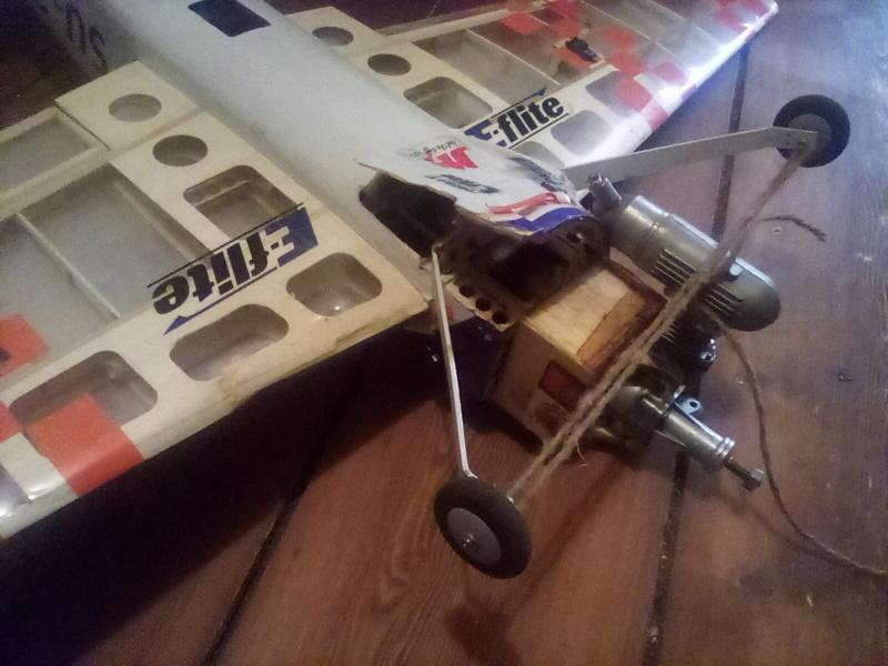 The resurrection of the frankenplane 16320811
