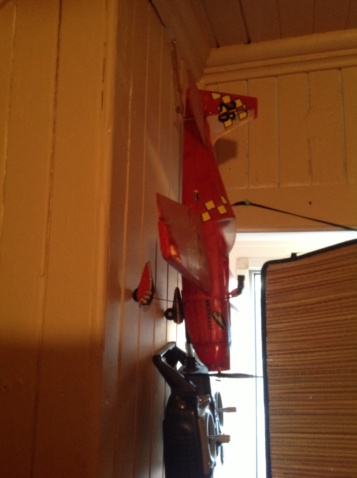 Landing Gear or Protection Skid Image110