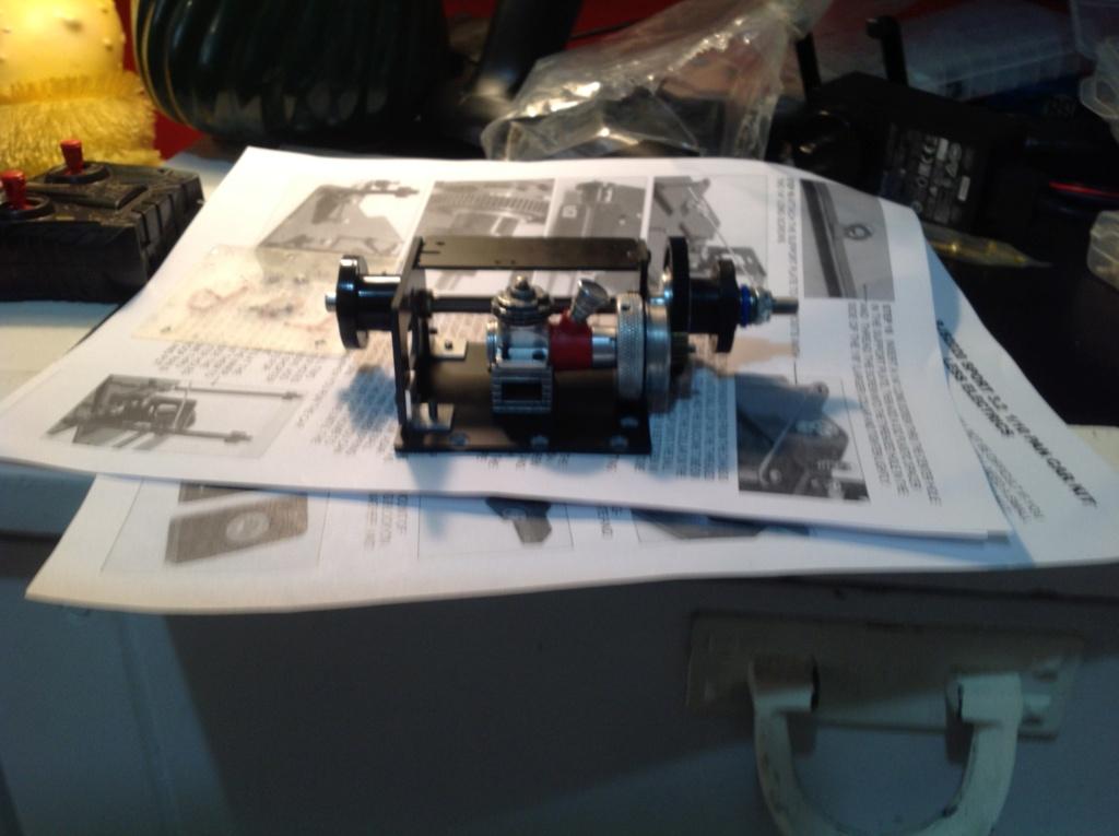 RJ.bee rc cars build tee dee powered  Image204