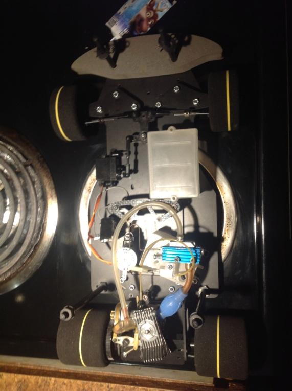 RJ.bee rc cars build tee dee powered  Image212