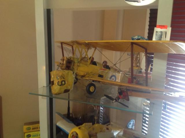 cox powered bipe restoration needed after 200 plus flight  Image23