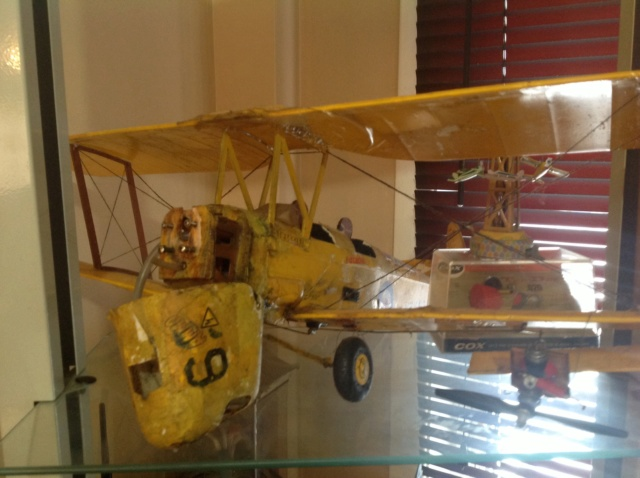 cox powered bipe restoration needed after 200 plus flight  Image24