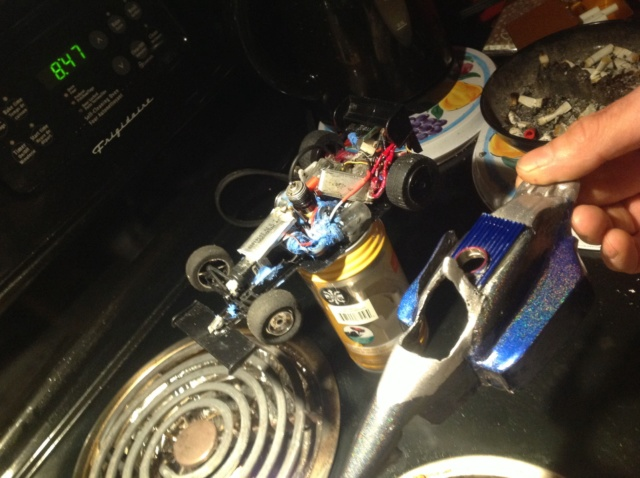 world smallest nitro rc cars cox .010 powered and new f1 .020  Image62
