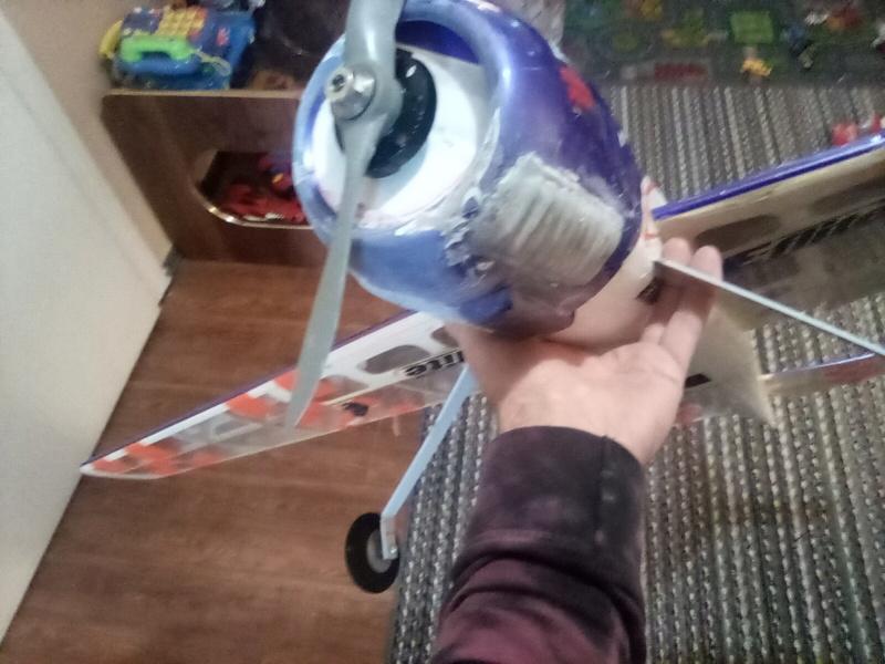 The resurrection of the frankenplane Img_2222
