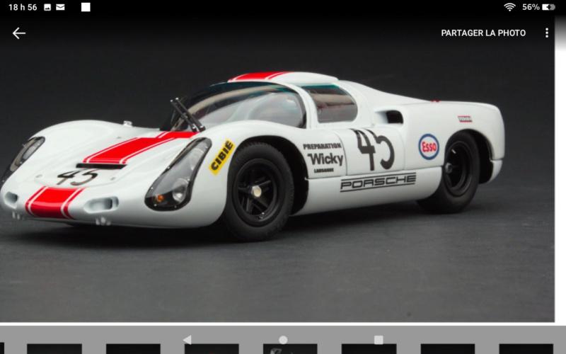 1972 jerobee  cox .049 1968  Porsche 910 Le Mans restoration Scree102