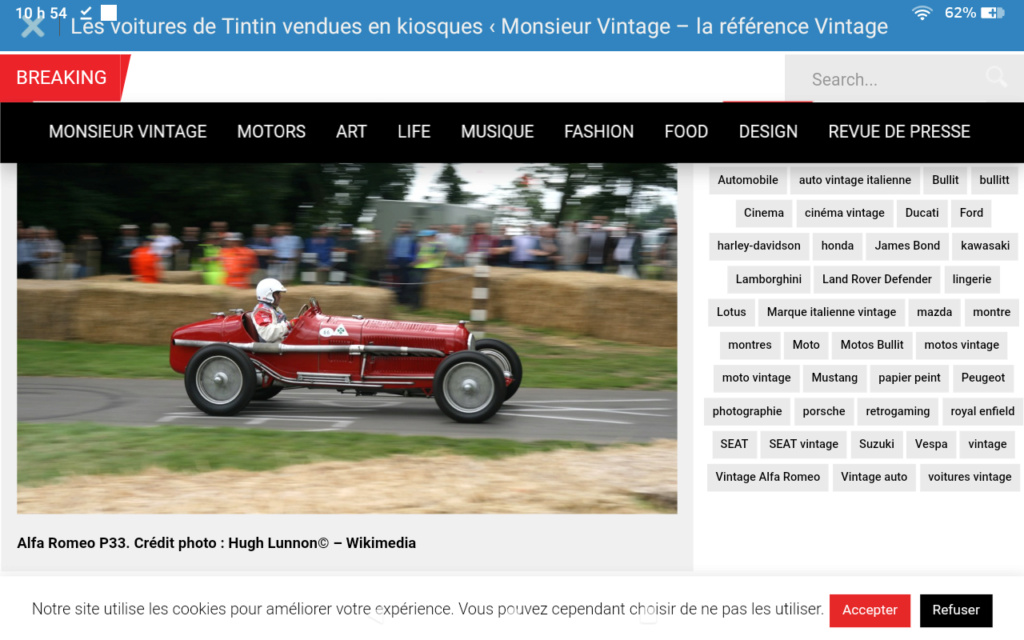 Aeromodeller Magazine Tether Cars Issue Screen41