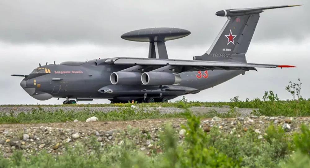 الجيش الروسي يحصل على طائرة للإنذار المبكر من الجيل الجديد 10378010