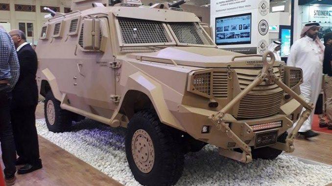 """توطين صناعة المدرعات العسكرية الأميركية في السعودية بإنشاء"""" أوشكوش التدريع للصناعة"""" 22809610"""