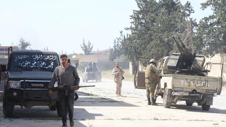 قوات حكومة الوفاق الليبية تسيطر على مدينة صرمان 5e942310