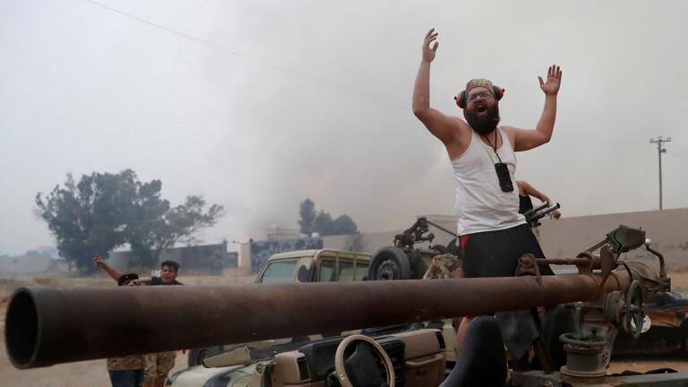 ليبيا.. قوات الوفاق تحاول انتزاع مدينة بجنوبي طرابلس من قبضة قوات حفتر 5e9ae710