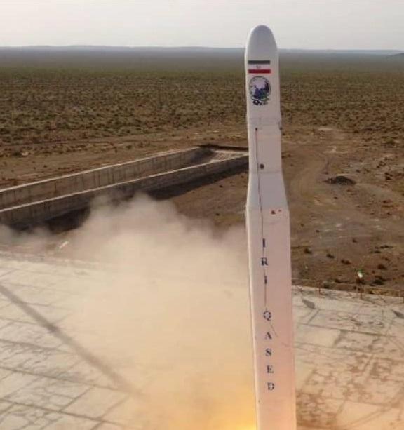 إيران تعلن عن إطلاقها أول قمر صناعي عسكري بنجاح 5e9fdc10