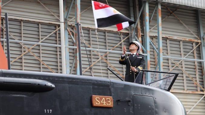 كل ما يجب معرفته عن مواصفات غواصة S43 الألمانية التي تسلّمتها البحرية المصرية 92354510