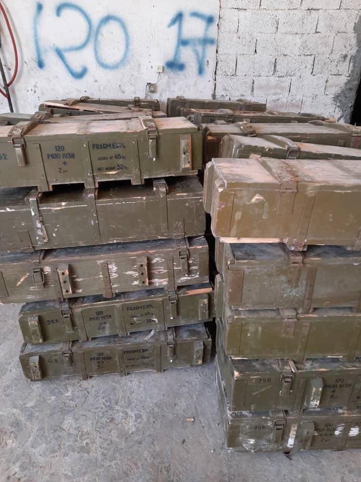 ليبيا.. قوات الوفاق تحاول انتزاع مدينة بجنوبي طرابلس من قبضة قوات حفتر 94123510