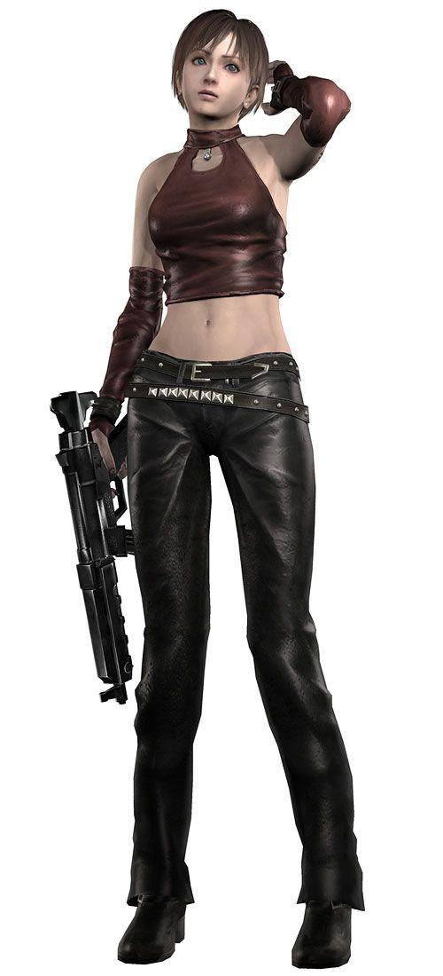 ¿Alguien puede hacer una Skin de Rebecca Leather? (RE4 Ubisoft) 70555010