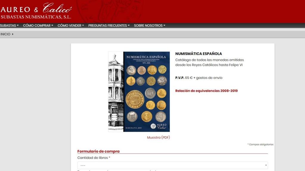 Equivalencias catálogos Áureo&Calicó 2008 y 2019 Aureo_10
