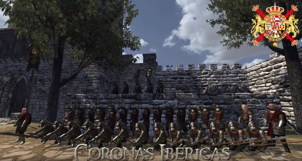 Clan Veterano para Bannerlord - Coronas Ibéricas [CI] Corona10