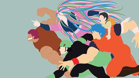 Personagens de Naruto e seus fans no Fórum. Anime-10
